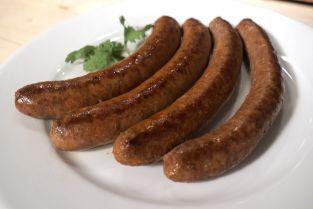 Hot Italian Beef Sausage