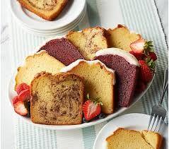 Sweet Sam's Pound Cake Sampler Pack