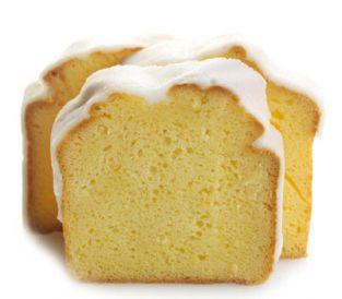 Sweet Sam's Iced Lemon Pound Cake