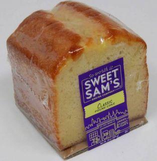Sweet Sam's Original Pound Cake