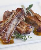 Berkshire Duroc Three Bone Pork Short Rib