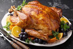 Natural Fresh Young Turkey