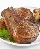 Thick Cut Pork Chop